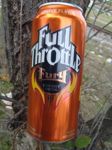 Full Throttle Fury