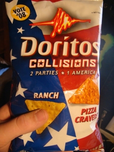 Doritos Collisions Ranch Pizza America