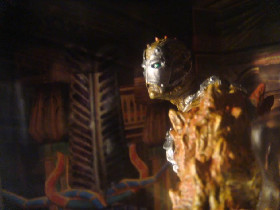 Collectible Necrid Figurine