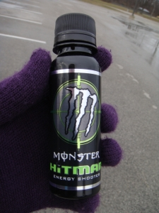 Review Monster Hitman Everyview