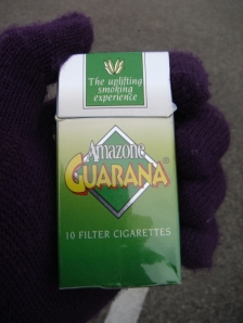 Amazone Guarana Cigarettes