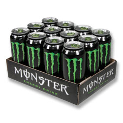 monster 12 pack