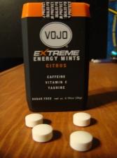 Vojo Extreme energy mints