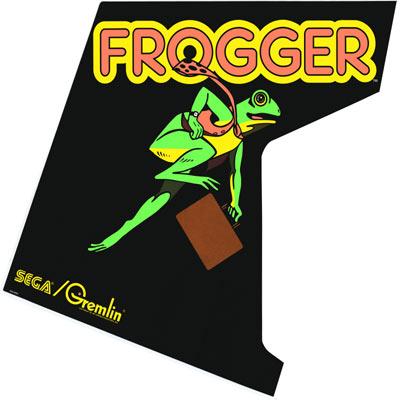 frogger arcade original