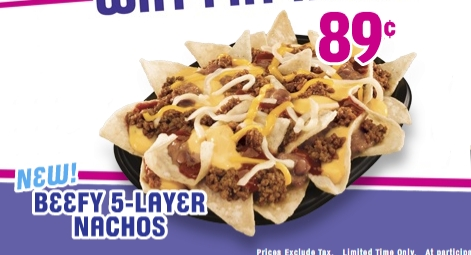 review beefy 5 layer nachos everyview